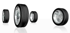 Tire & Wheels Rotation Maintenance